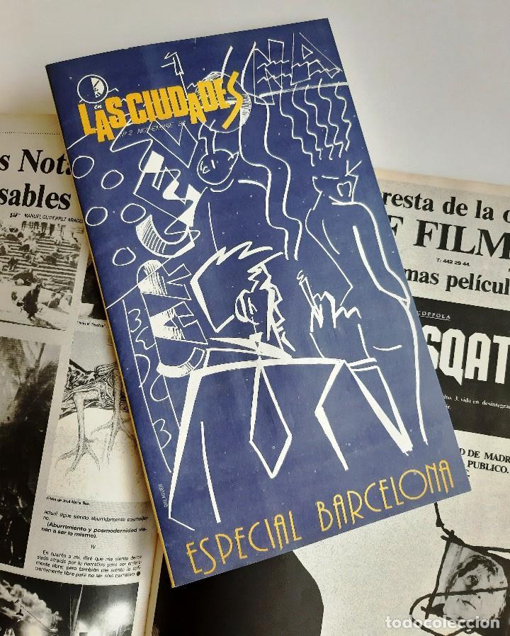 Coleccionismo de Revistas y Periódicos: LA LUNA DE MADRID - NOVIEMBRE 1984 - 12 - Foto 3 - 195386661