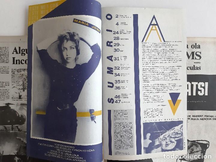 Coleccionismo de Revistas y Periódicos: LA LUNA DE MADRID - NOVIEMBRE 1984 - 12 - Foto 4 - 195386661