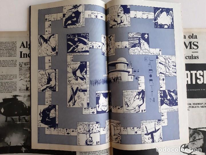 Coleccionismo de Revistas y Periódicos: LA LUNA DE MADRID - NOVIEMBRE 1984 - 12 - Foto 5 - 195386661