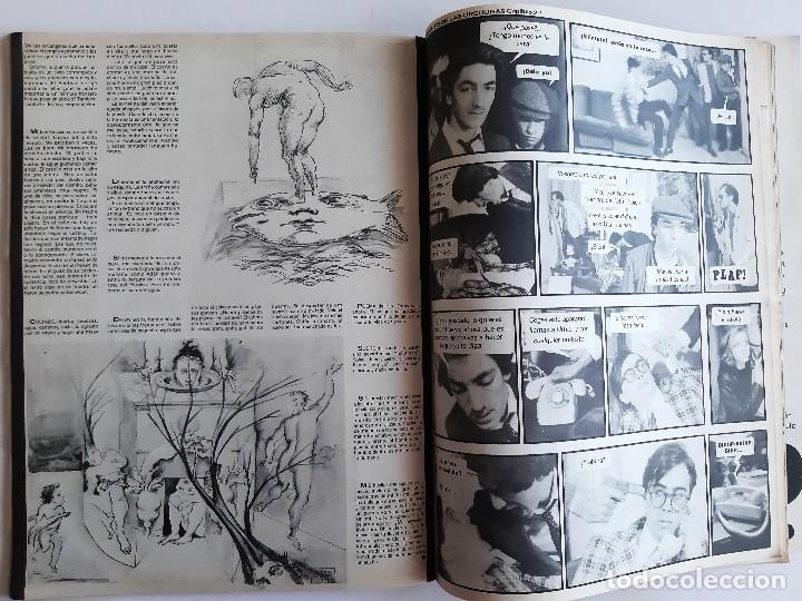 Coleccionismo de Revistas y Periódicos: LA LUNA DE MADRID - NOVIEMBRE 1984 - 12 - Foto 7 - 195386661
