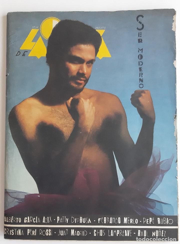 LA LUNA DE MADRID - ENERO 1985 - 14 (Coleccionismo - Revistas y Periódicos Modernos (a partir de 1.940) - Otros)