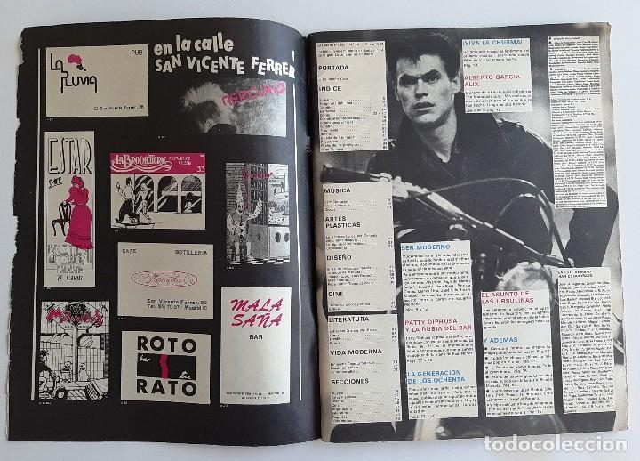 Coleccionismo de Revistas y Periódicos: LA LUNA DE MADRID - ENERO 1985 - 14 - Foto 2 - 195387615