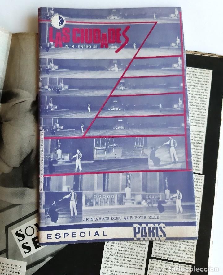 Coleccionismo de Revistas y Periódicos: LA LUNA DE MADRID - ENERO 1985 - 14 - Foto 3 - 195387615