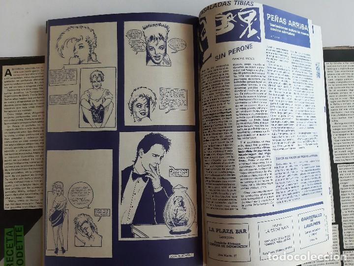 Coleccionismo de Revistas y Periódicos: LA LUNA DE MADRID - ENERO 1985 - 14 - Foto 4 - 195387615