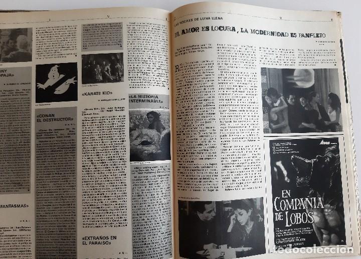 Coleccionismo de Revistas y Periódicos: LA LUNA DE MADRID - ENERO 1985 - 14 - Foto 5 - 195387615