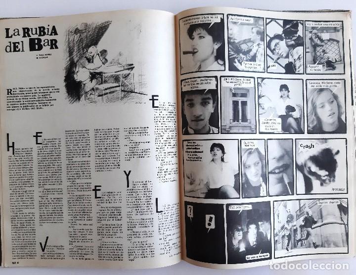 Coleccionismo de Revistas y Periódicos: LA LUNA DE MADRID - ENERO 1985 - 14 - Foto 6 - 195387615