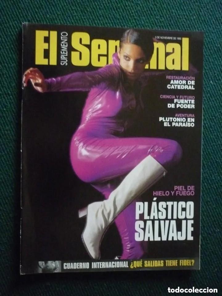 SUPLEMENTO EL SEMANAL / PLÁSTICO SALVAJE / Nº 419 - 1995 (Coleccionismo - Revistas y Periódicos Modernos (a partir de 1.940) - Otros)
