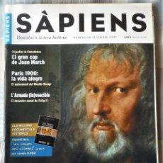 Coleccionismo de Revistas y Periódicos: SÀPIENS Nº 14. Lote 195392063