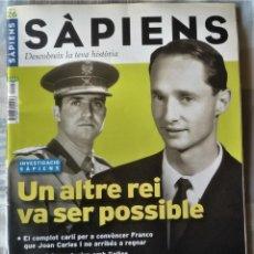 Coleccionismo de Revistas y Periódicos: SÀPIENS Nº 26. Lote 195392205