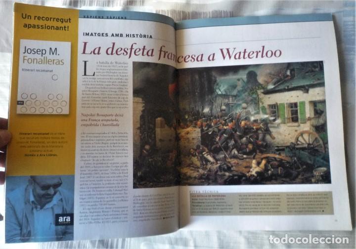 Coleccionismo de Revistas y Periódicos: SÀPIENS Nº 15 - Foto 3 - 195392623