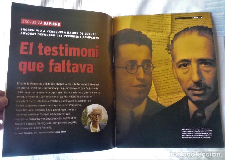 Coleccionismo de Revistas y Periódicos: SÀPIENS Nº 15 - Foto 4 - 195392623
