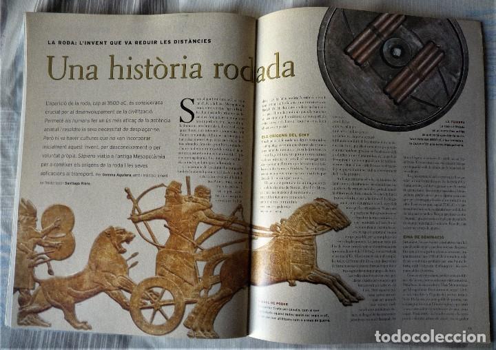 Coleccionismo de Revistas y Periódicos: SÀPIENS Nº 15 - Foto 8 - 195392623