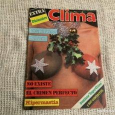 Coleccionismo de Revistas y Periódicos: REVISTA CLIMA Nº 1018 REVISTAS EROTICAS DE LOS AÑOS 70. Lote 195410000