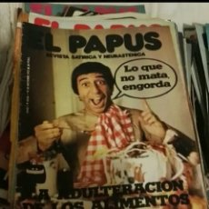 Coleccionismo de Revistas y Periódicos: LOTE EL PAPUS DEL 1 AL 25. Lote 195410066
