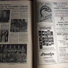 Coleccionismo de Revistas y Periódicos: SUPLEMENTO DIARIO POR LA MAÑANA, NAVIDAD, 1968. CON UN ARTÍCULO REFERENTE AL CLUB FÚTBOL BARCELONA. Lote 195433396