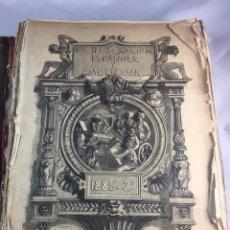 Coleccionismo de Revistas y Periódicos: LA ILUSTRACION ESPAÑOLA Y AMERICANA AÑO 1885. - TOMO II -SEGUNDO SEMESTRE-COMPLETO -(19446). Lote 195434142