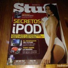 Coleccionismo de Revistas y Periódicos: REVISTA STUFF N° 2 AÑO 2007 GADGETS TECNOLOGIA VIDEOJUEGOS NAVEGADORES SMARTPHONES ORDENADORES. Lote 195439695