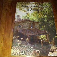 Coleccionismo de Revistas y Periódicos: REVISTA ALOJAMIENTOS RURALES DE ANDALUCIA RURAL ANDALUS . Lote 195447117