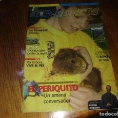 Coleccionismo de Revistas y Periódicos: REVISTA NIMA LIADOS ANIMALIADOS BERTIN OSBORNE N° 2 AÑO 2005 . Lote 195447368