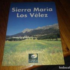 Coleccionismo de Revistas y Periódicos: REVISTA SIERRA MARIA LOS VELEZ CHERIVEL VELEZ BLANCO Y RUBIO. Lote 195447541