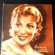 Coleccionismo de Revistas y Periódicos: GUERRA CIVIL - CNT - 1937 - REVISTA ESPECTACULO - Nº 6 . Lote 195464231