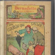 Coleccionismo de Revistas y Periódicos: REVISTA BERNADETTE AÑO 1929 PARIS. Lote 195466103