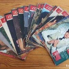 Coleccionismo de Revistas y Periódicos: LOTE 18 REVISTAS AMA-TODAS DEL AÑO 1964. VER FOTOGRAFÍAS.. Lote 195471468