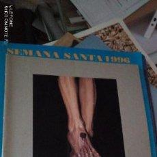 Coleccionismo de Revistas y Periódicos: SEMANA SANTA DE SEVILLA. LA IMAGINERIA Y LOS IMAGINEROS. CAJA SAN FERNANDO 1980. Lote 195473198