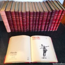 Coleccionismo de Revistas y Periódicos: GRAN LOTE DE 18 TOMOS REVISTA EJÉRCITO AÑOS (1941-1954). Lote 195475028