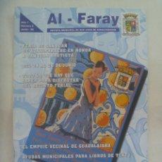 Coleccionismo de Revistas y Periódicos: AL-FARAY , REVISTA MUNICIPAL DE SAN JUAN DE AZNALFARACHE ( SEVILLA ), Nº 4, JUNIO 1998. Lote 195481772