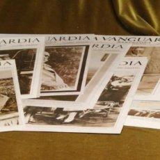 Coleccionismo de Revistas y Periódicos: COLECCIÓN DE FACSÍMILES DE PORTADAS DE LA VANGUARDIA, 1929-1936, AÑOS 80. Lote 195495438