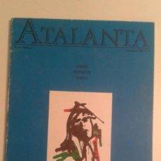 Coleccionismo de Revistas y Periódicos: ATALANTA Nº 0 JULIO 1987. FRANCISCO YNDURAIN, CARO BAROJA, ANGEL CAFFARENA, JORGE GUILLEN Y OTROS. Lote 195513545