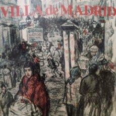 Coleccionismo de Revistas y Periódicos: REVISTA VILLA DE MADRID. 1987. NÚMERO 92. Lote 195521143