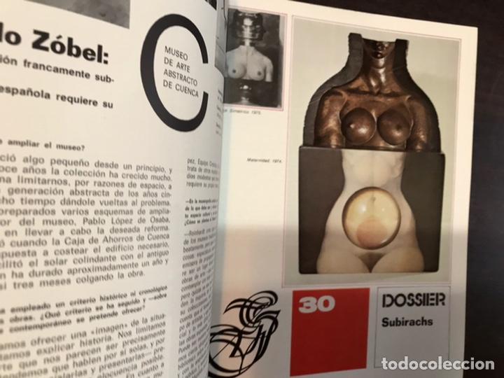 Coleccionismo de Revistas y Periódicos: Guadalimar. Revista. 16 ejemplares. Con dossier interior monográfico. - Foto 17 - 195525005