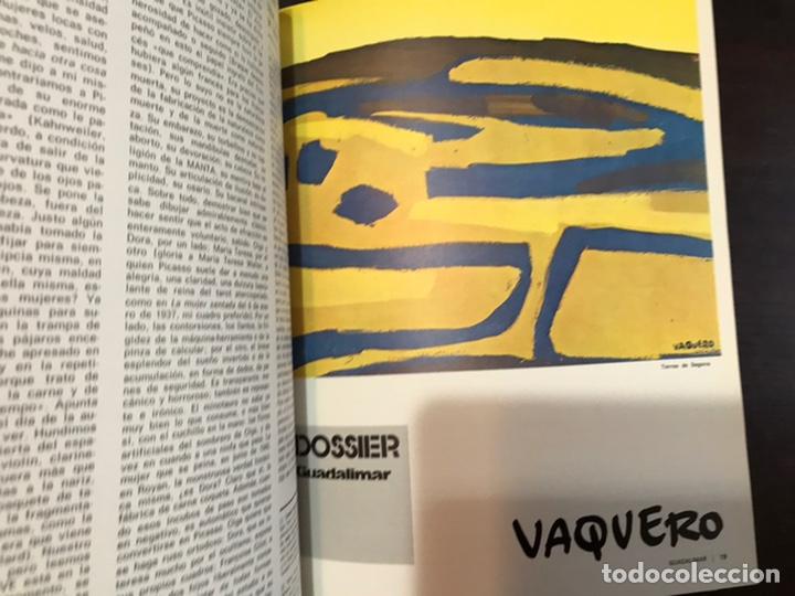Coleccionismo de Revistas y Periódicos: Guadalimar. Revista. 16 ejemplares. Con dossier interior monográfico. - Foto 29 - 195525005