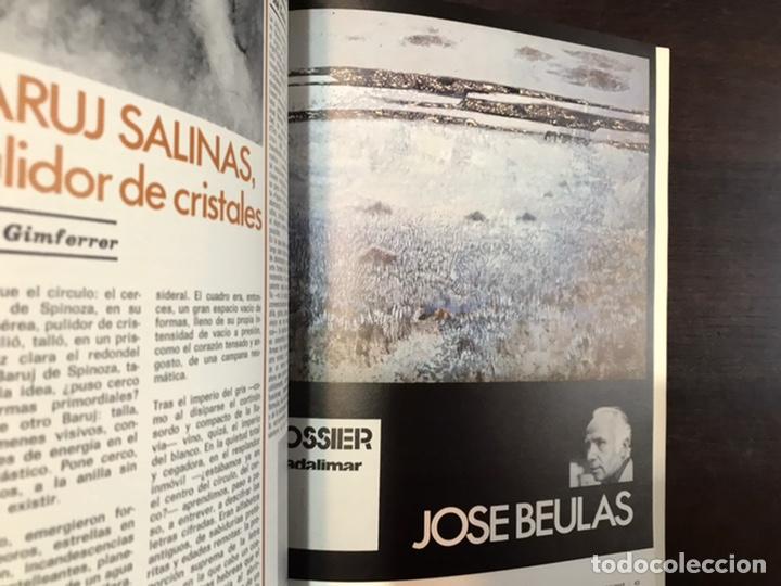 Coleccionismo de Revistas y Periódicos: Guadalimar. Revista. 16 ejemplares. Con dossier interior monográfico. - Foto 31 - 195525005