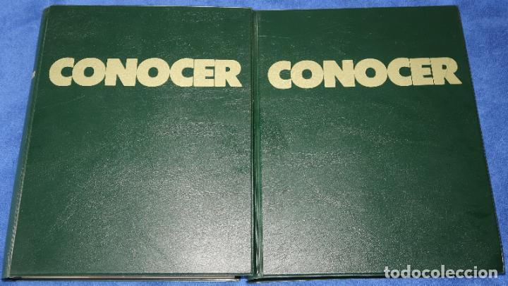 CONOCER - LOTE DE REVISTAS DEL Nº 100 AL 122 EN DOS ARCHIVADORES (Coleccionismo - Revistas y Periódicos Modernos (a partir de 1.940) - Otros)