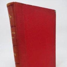 Coleccionismo de Revistas y Periódicos: LA AGRICULTURA ESPAÑOLA. REVISTA QUINCENAL. AÑO 1902. NºS 81 A 104 ENCUADERNADOS EN UN TOMO. 24 NºS.. Lote 195526985