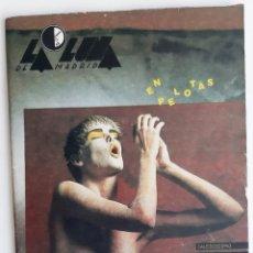 Coleccionismo de Revistas y Periódicos: LA LUNA DE MADRID - JULIO AGOSTO 1985 - 20. Lote 195531132