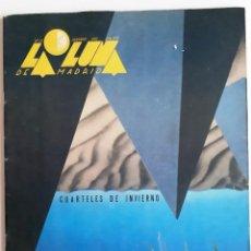 Coleccionismo de Revistas y Periódicos: LA LUNA DE MADRID - DICIEMBRE 1985 - 23. Lote 195531491