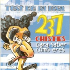 Coleccionismo de Revistas y Periódicos: SUPLEMENTO QUO Nº 102 TEST DE LA RISA. Lote 195543023