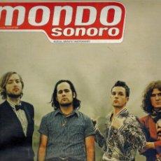 Coleccionismo de Revistas y Periódicos: MONDO SONORO. Lote 195543468