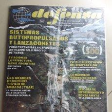 Coleccionismo de Revistas y Periódicos: REVISTA DEFENSA N°503. Lote 195688437