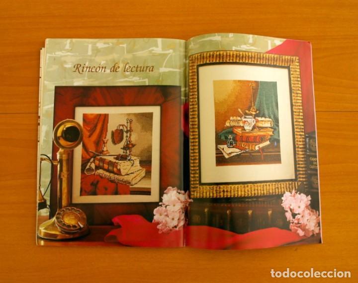 Coleccionismo de Revistas y Periódicos: Revista - Cuadros 21 en Punto de Cruz - Con Patrones - Ediciones Muestras y Motivos - Foto 7 - 207118761