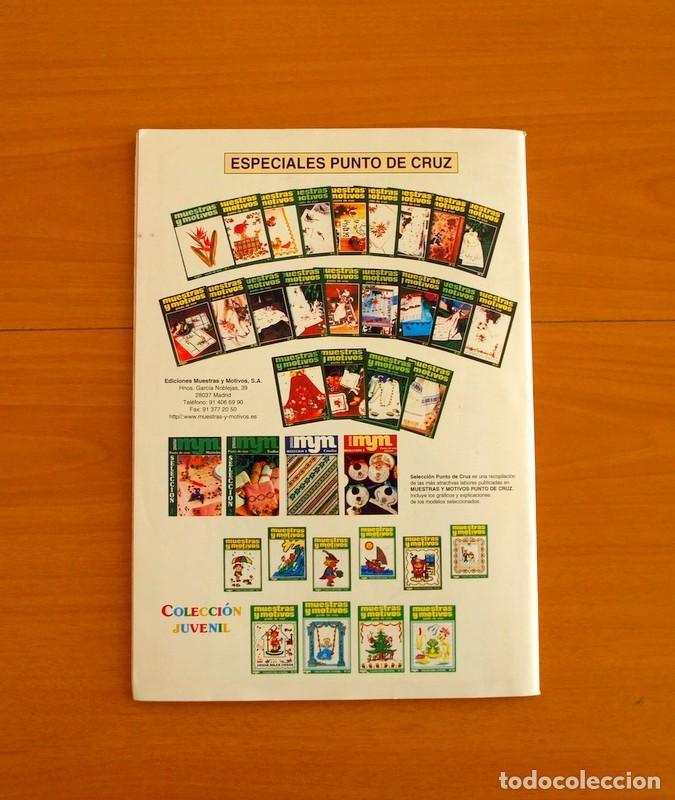 Coleccionismo de Revistas y Periódicos: Revista - Cuadros 21 en Punto de Cruz - Con Patrones - Ediciones Muestras y Motivos - Foto 8 - 207118761
