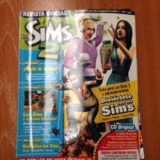 Coleccionismo de Revistas y Periódicos: LOS SIMS 2. Lote 196238520