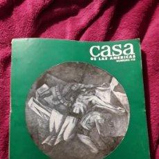 Coleccionismo de Revistas y Periódicos: CASA DE LAS AMERICAS N° 112, 1979. LA HABANA, CUBA. REVISTA LITERARIA. DISEÑO. GARCIA MARQUEZ.. Lote 196286542