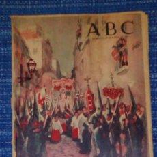 Coleccionismo de Revistas y Periódicos: VENDO ABC, DOMINGO, 29 DE MARZO DE 1953 (VER MAS FOTOS EN INTERIOR).. Lote 196564626