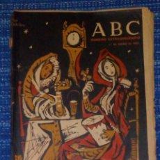 Coleccionismo de Revistas y Periódicos: VENDO ABC, NÚMERO EXTRAORDINARIO DEL 1 DE ENERO DE 1953 (VER MAS FOTOS EN INTERIOR).. Lote 196564700