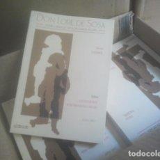 Coleccionismo de Revistas y Periódicos: DON LOPE DE SOSA - AÑOS 1.913 A 1.930 - CRÓNICA MENSUAL DE JAÉN Y PROVINCIA - COLECCIÓN COMPLETA. Lote 258510085